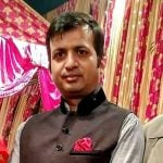 Preeti Sharma brother Deepak Sharma
