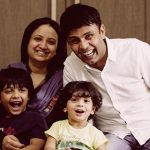 RJ Naved wife and children