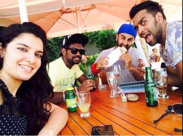 Ranbir Kapoor Alcoholic
