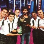 Rohan Badkar in Dance Plus 1