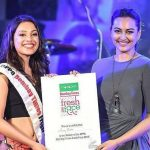 Saher Bamba Oppo Bombay Times Fresh Face 2016