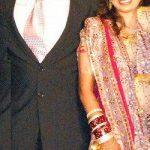 Satyajit Chaurasia wife