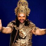 Shahbaz Khan as Ravan