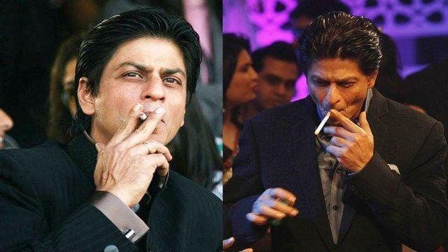 Shahrukh Khan Smoking