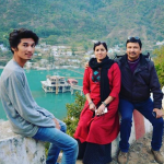 Sonam Bisht Parents and Brother