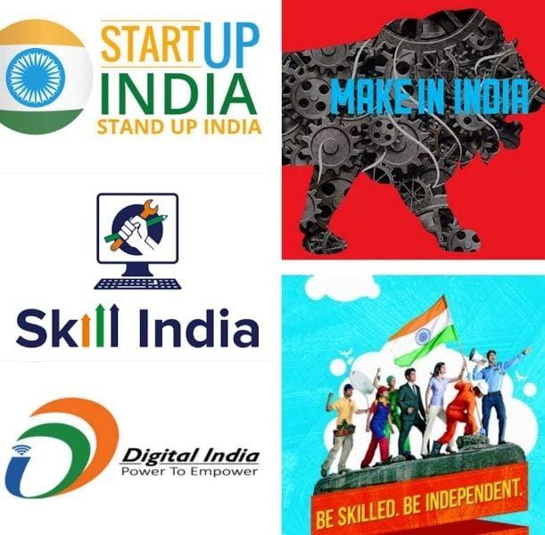 StartUp India Skill India