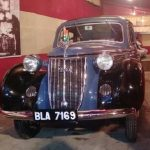 Subhas Chandra Bose Car on Which He made an Escape