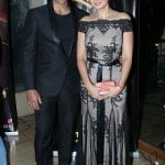 Tarun Khanna with Wife