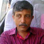 Tirthak Saha father Pradip Saha