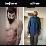 Transformation Of Jayasurya for the Film Apothecary
