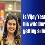 Vijay & Darsana Divorce