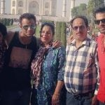 Vishal Patni with family