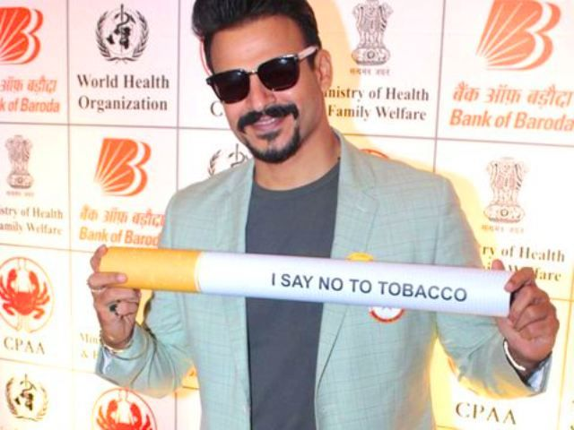 Vivek Oberoi Anti-Smoking