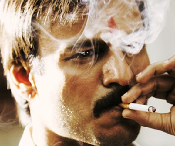 Vivek Oberoi Smoking