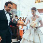 Akshay Thakker with Surveen Chawla