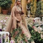 Anushka Sharma's Wedding Lehenga Designed By Sabyasachi Mukherjee