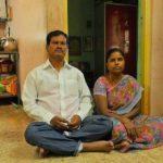 Arunachalam Muruganantham With His Wife Shanthi