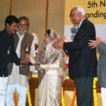 Arunachalam Muruganantham With National Innovation Award