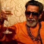 Bal Thackeray Drinking Alcohol