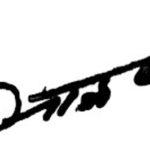 Bal Thackeray Signature