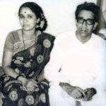 Bal Thackeray With His Wife