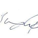 Bhuvneshwar Kumar signature