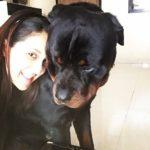 Chahat Khanna loves animals