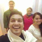 Deepak Ramola Family