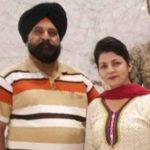 Divjot Sabarwal parents