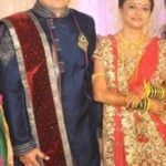 Mamta Vijay Shivtare With Her Husband Shivdeep Lande (IPS)