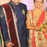 Mamta Vijay Shivtare With Her Husband Shivdeep Lande (IPS)