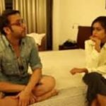 Manisha Saxena with Jagnoor in MTV Love School