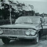 Mohammed Rafi With his Empala Car