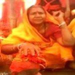 Mukesh Mandal Nirala mother
