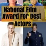 "Complete List of Winners of ""National Film Award"" For Best Actors (1967-2016)"