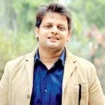 Neetu Chandra Elder Brother- Nitin Chandra
