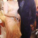Neetu Chandra with her younger brother Abhishek Chandra