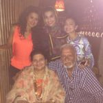 Nigaar Khan Family