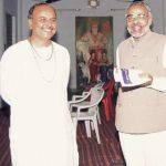 Pravin Togadia With Narendra Modi