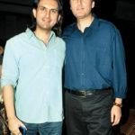 Pandit Shivkumar Sharma Sons Rahul Sharma and Rohit Sharma