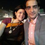 Pankaj Vishnu Wife