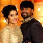Priyanka Deshpande with her husband Praveen