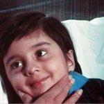 Raju Shrestha as a child actor