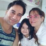 Rakshanda Khan Husband and Daughter