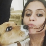 Rasika Dugal Dog Lover
