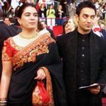 Reena with her ex-husband Aamir Khan