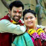 Rohan Gujar with his wife Snehal Deshmukh