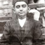 Saadat Hasan Manto Childhood Photo