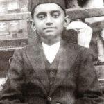 Saadat Hasan Manto Childhood Photo