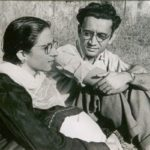 Safia Manto With Her Husband Saadat Hasan Manto